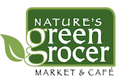 Nature's Green Grocer Cafe logo