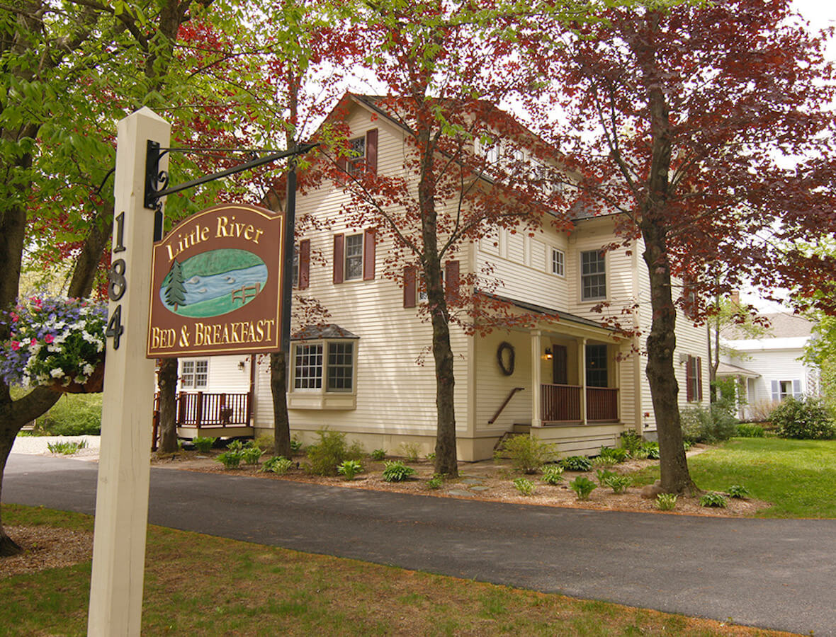 Image of Little River B&B Exterior