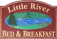 Little River Bed and Breakfast Logo