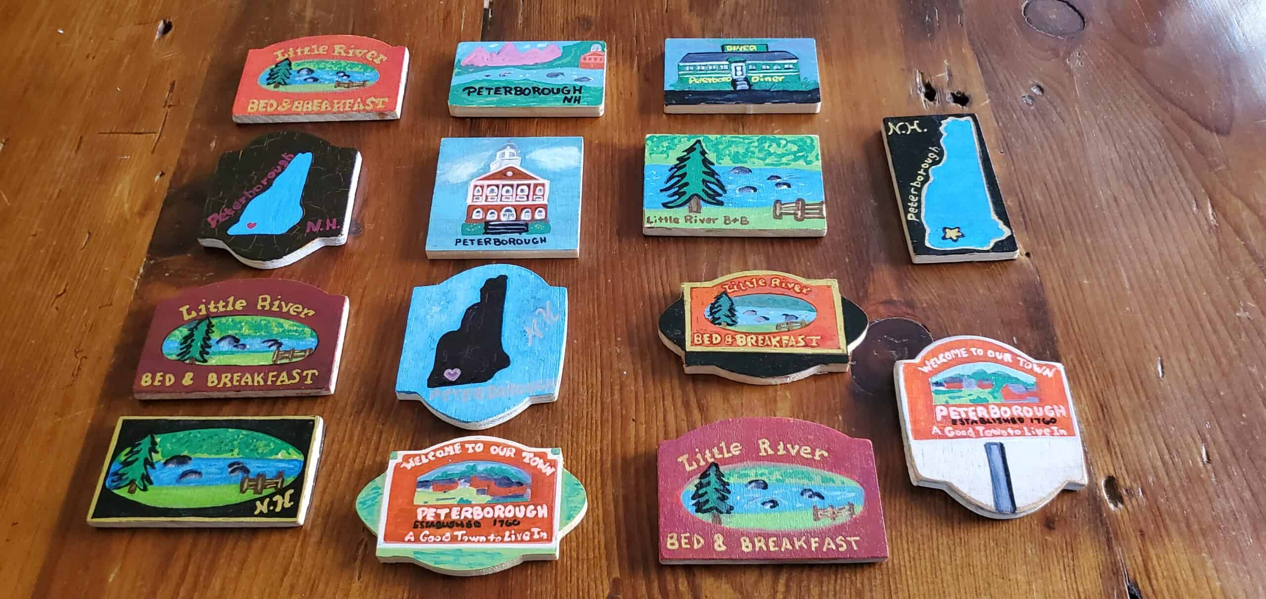 Little River Magnets